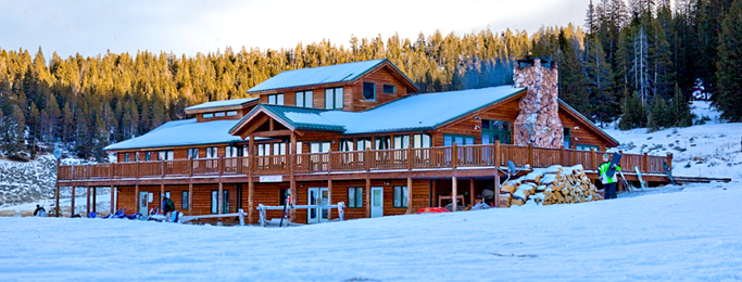 Amazing Colorado Ski Cabin Might Be Where Santa Vacations