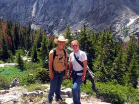 hiking big horns lodges buffalo ten sleep wy