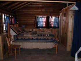 cabin wyoming cabins lodging big horns buffalo wy ten sleep wy